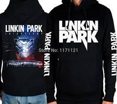 metal band sweaters linkin park band hoodie metal mens rock free