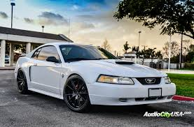 Black Rims On Mustang 2004 Ford Mustang Gt 20