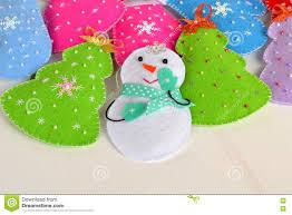 christmas tree decoration christmas felt crafts ideas christmas