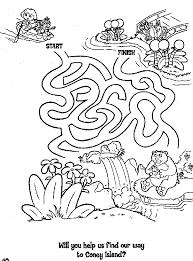 maze dora explorer coloring pages coloring