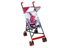 Disney Umbrella Stroller With Canopy by 11001 466 Spiderman Umbrella Stroller Angle Hi Res Jpg V U003d1506593119