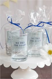 party favor ideas for wedding favor friday glass favors weddings ideas from evermine