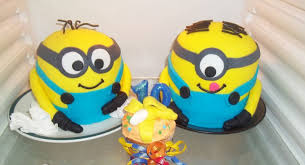 Minion Cake Decorations Top 10 Crazy Minions Cake Ideas Birthday Express