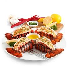 maine gift baskets maine lobster tails gift
