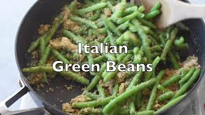 green bean dish for thanksgiving italian green beans with parmesan cheese