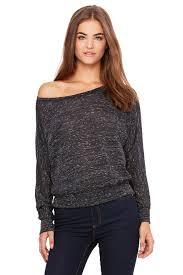 flowy blouses s flowy sleeve shoulder canvas
