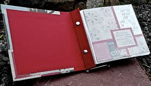 post bound photo albums make your own post bound photo album scrapbooking