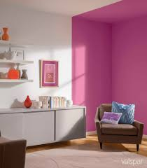 we love valspar u0027s beet beat perfect for this feature wall