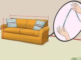 sofa beziehen einen sessel beziehen wikihow