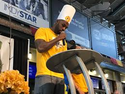 indianapolis thanksgiving dinner indiana pacers on twitter