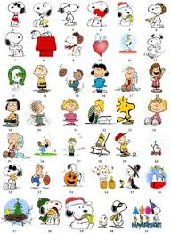 snoopy peanuts characters brown and the pinteres