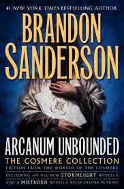 Art Et Decoration Abonnement Amazon Fr Arcanum Unbounded The Cosmere Collection Brandon