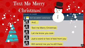 christmas song for the digital age