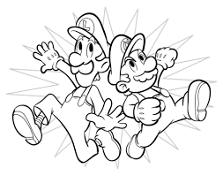 free printable mario coloring pages for kids coloring printouts in