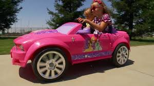 pink power wheels mustang cruising the power wheels disney princess mustang