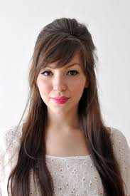 cute haircuts with side bangs hairstyles for long hair with bangs
