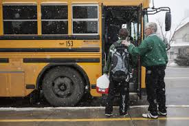Wyoming travel buses images Wyoming school buses drive 1 of every 3 miles to activities jpg