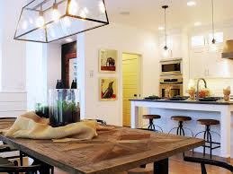 kitchen table design decorating ideas hgtv pictures tags kitchens