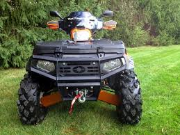 what is best front bumper for a 550 x2 polaris atv forum