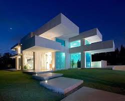 U Shaped House by Modern Houses Exterior Modern With U Shaped House Contemporary