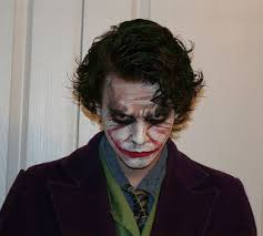 Heath Ledger Halloween Costume Heath Ledger Joker Costume