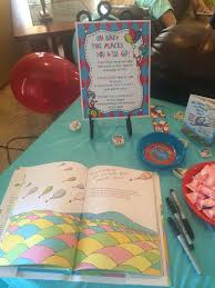 oh the places you ll go baby shower once upon a creative classroom baby shower