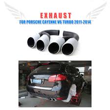 Porsche Cayenne 955 Exhaust - online get cheap porsche cayenne kits aliexpress com alibaba group