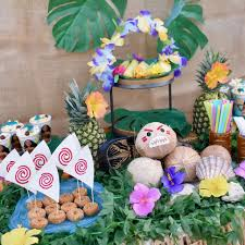 disney moana party every child will love make life lovely