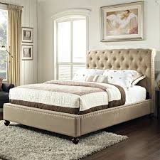 tall headboard beds cushion headboard bed upholstered with storage tall bedroom