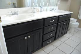 Painting Bathroom Vanity Ideas Surprising Design Ideas Black Bathroom Cabinet Vanity Contemporary