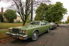 green station wagon 1975 ford ltd station wagon u2013 four wheels vintage