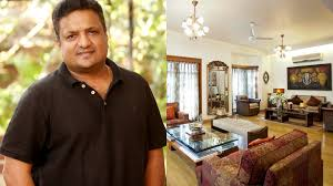 celebrity homes bollywood director sanjay gupta home youtube