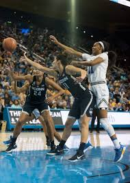 ucla s basketball leaves las vegas with two wins in