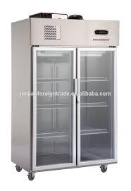 modern kitchen equipment display glass air cooler electric restaurant equipment modern