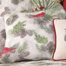 cardinal bird home decor winter bird cardinal holiday quilt bedding