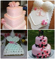 ideas for bridal shower these cakes top my absolute favorite also gives bridal