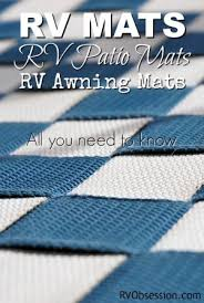 Rv Awning Covers Rv Mats Rv Patio Mats Rv Awning Mats Rv Obsession