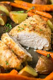 Easy Chicken Dinner Ideas For Family One Pan Chicken And Vegetables Recipe