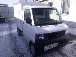 mitsubishi minicab van продажа грузовиков mitsubishi minicab купить грузовик mitsubishi