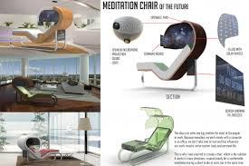 Meditation Chair Meditation Chair Of The Future International Design Award