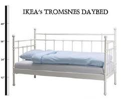 Ikea Metal Daybed Ikea White Metal Daybed Bazzle Me