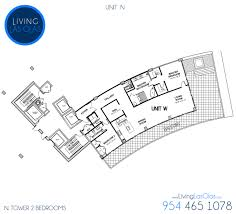 auberge beach floor plans living las olas