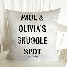 New Home Gift by Cushions U0026 Blankets Collection Sweetlove Press Personalised