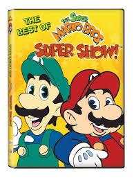 amazon super mario bros super show super