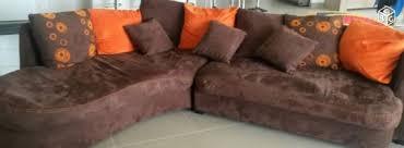 canapé d angle orange achetez canapé d angle a occasion annonce vente à martin d