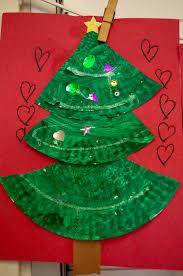 mrs ricca u0027s kindergarten christmas tree craft