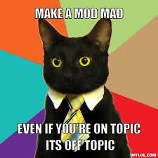 Mad Cat Memes - image business cat meme generator make a mod mad even if you re on