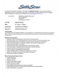 warehouse resume exles resume sle for warehouse worker warehouse worker skills for