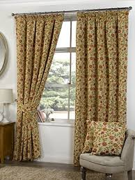 Curtains 60 X 90 Kliving 90 X 90 Inch 60 Polyester 40 Cotton Rani Tapestry Pencil