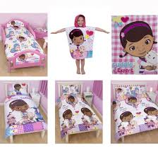 Doc Mcstuffins Home Decor Doc Mcstuffins Curtains Bedroom Bedding Duvet Covers In Single And